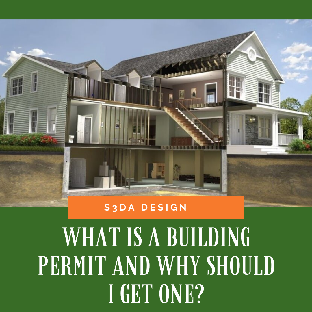 What Is A Building Permit And Why Should I Get One In 2020 Building Permits Architecture Design Building