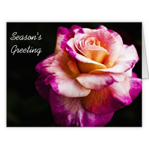 Professional and elegant season greetings cards business owners would love.