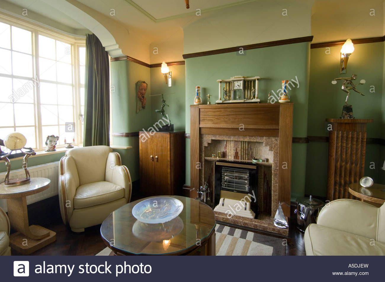 Https Www Google Pl Search Q Art Deco Living Room 1930s Home Decor Deco Decor English Living Rooms