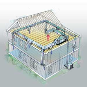 Adding Central Air Articles House and Central heating