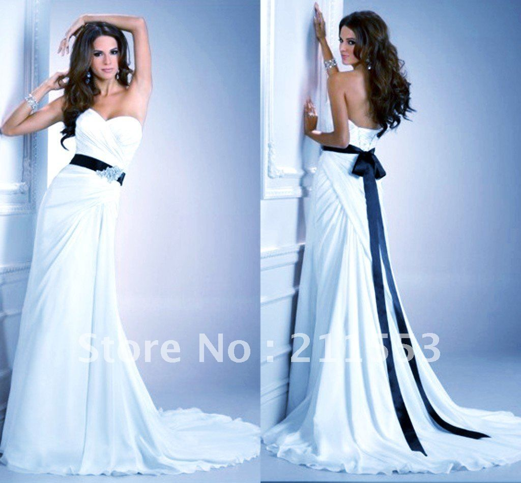 Blue sash for wedding dress google search wedding for Blue sash for wedding dress