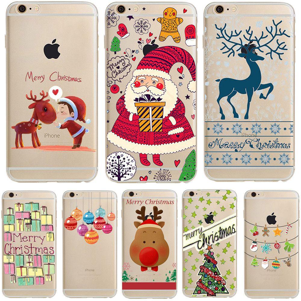 Christmas u New Year Design Series TPU Case httpswizardcasecom