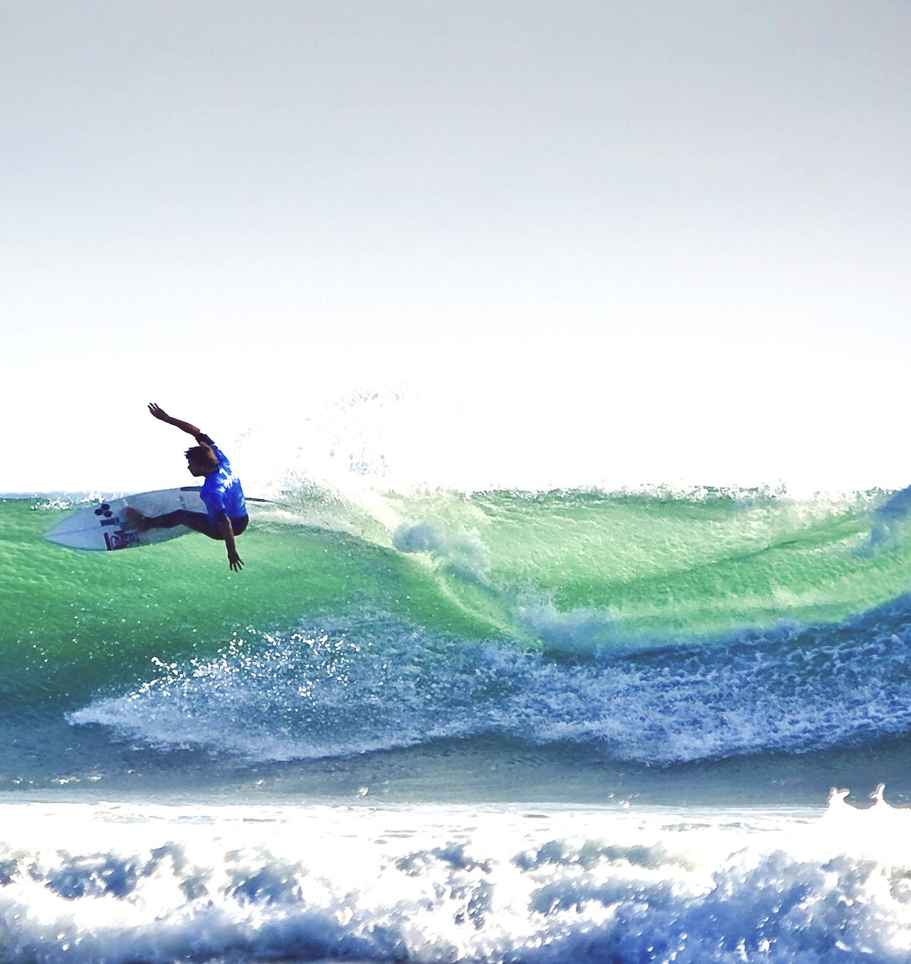 Some Epic Surfing Photography Photos Taken While Riding Waves - 16 epic surfing photos