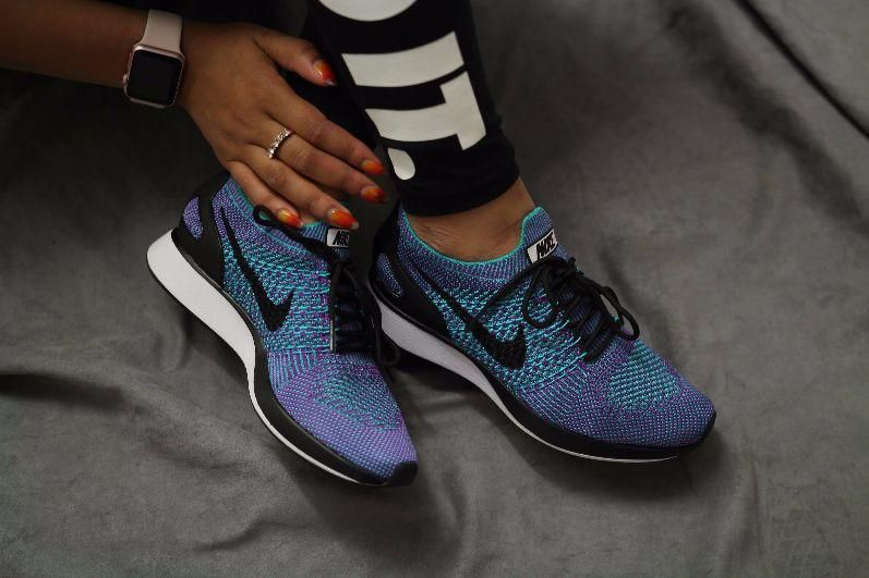 Wmns Nike Air Zoom Mariah Flyknit Racer Clear Jade Mode