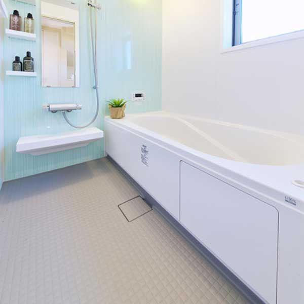風呂床の黒い汚れと白い汚れを同時に落とす方法 お掃除が好きになる