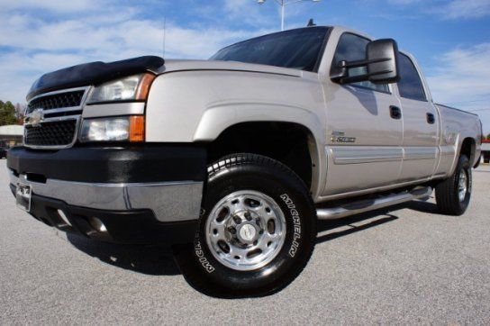 Cars For Sale Used 2007 Chevrolet Silverado And Other C K2500 In 4x4 Crew Cab Lt Carrollton Ga 30117 Details Autotrader Chevrolet Silverado Cars For Sale