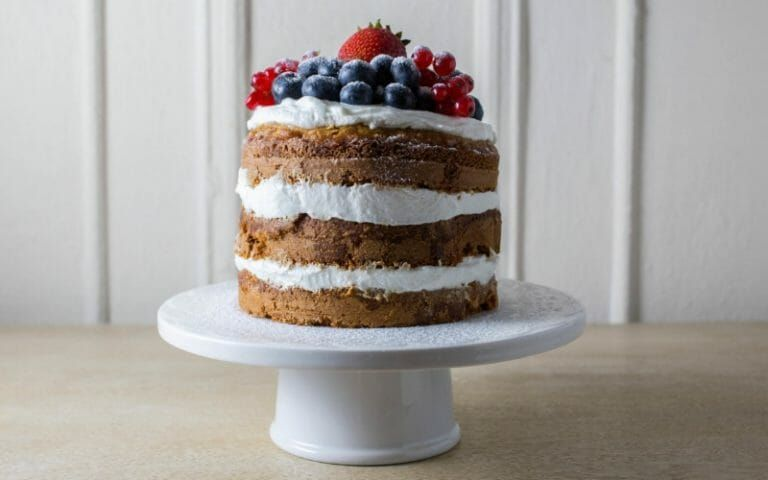 First birthday smash cake with yogurt frosting recipe