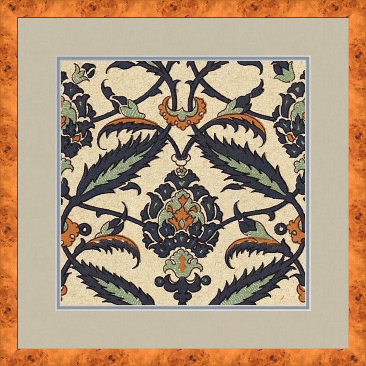 PERSIAN TILE V - Epic Art  sc 1 st  Pinterest & PERSIAN TILE V - Epic Art | Art - Middle Eastern | Pinterest | Persian