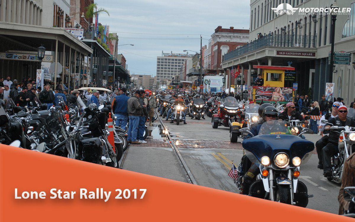 Lone Star Rally 2018 [MOTORCYCLE RALLY] Rally, Stars