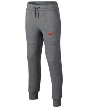 Nike Air Tapered Fleece Jogger Pant, Big Boys (8-20) - Black XL