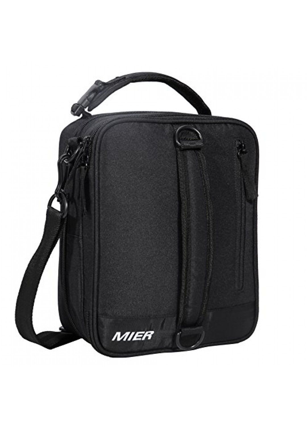 MIER Insulated Lunch Box Bag Expandable Lunch Pack for Men 8759292fe8