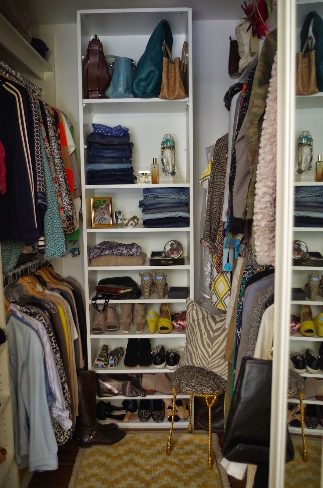 Northern California Style: Fall Wardrobes And Making Your Closet Like A  Boutique