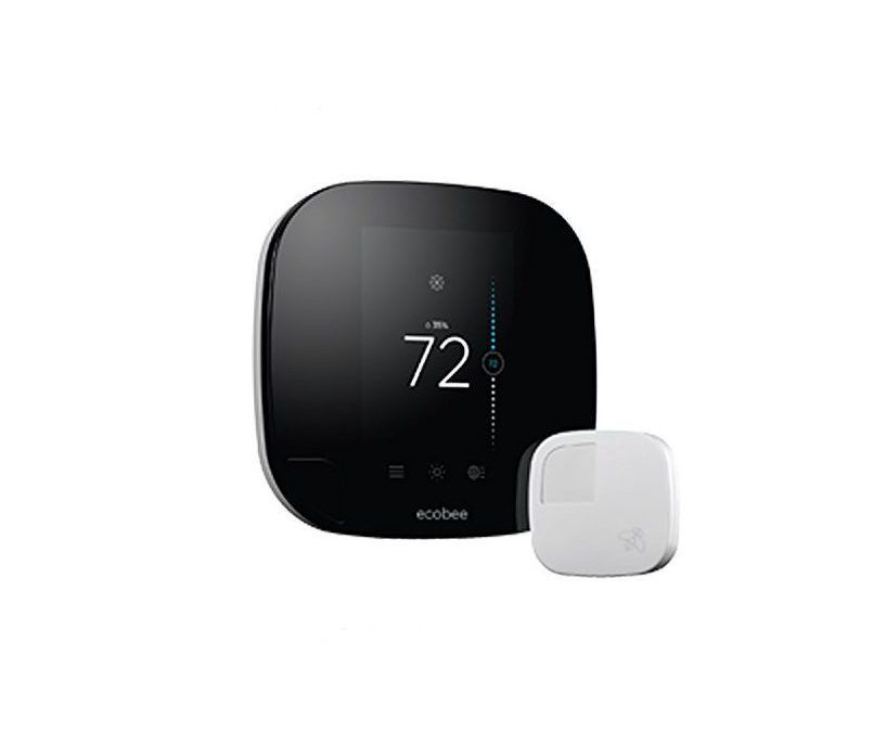 Ecobee Eb State3 01 Thermostat With Images Ecobee Iot