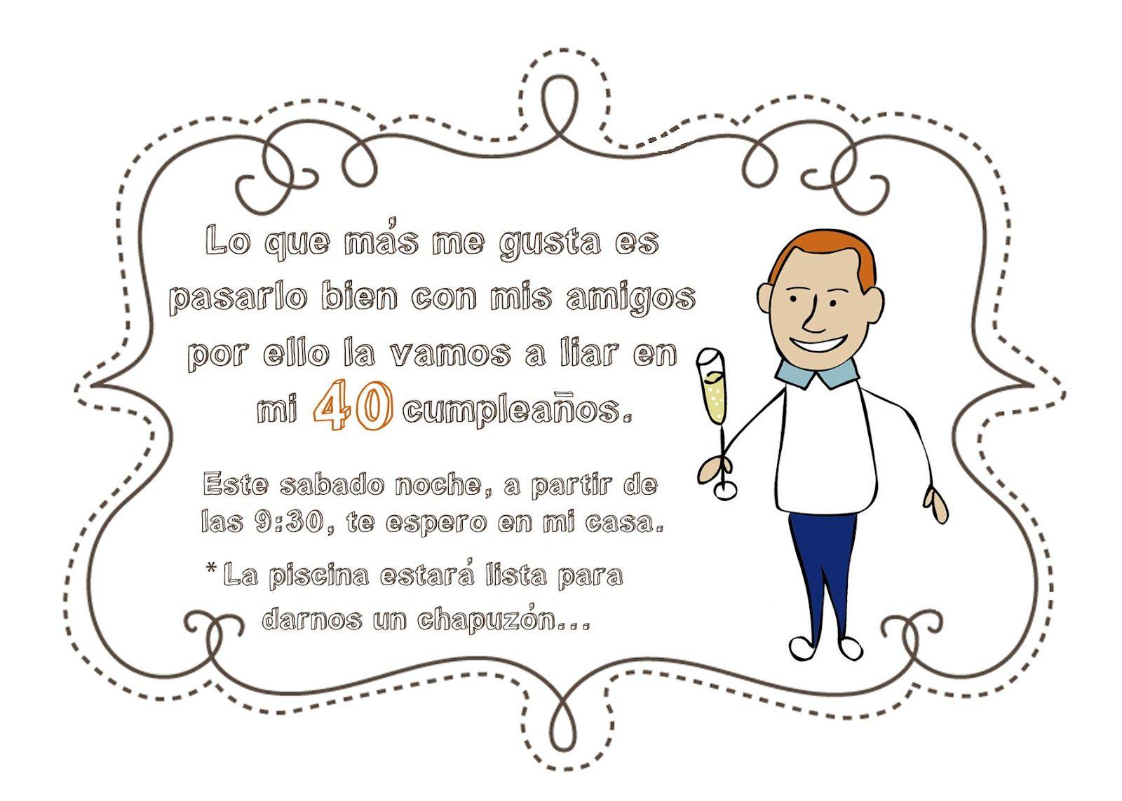 Invitaciones De Cumpleaños Divertidas Wallpaper En Hd Gratis 5 en HD Gratis Veronica Mejia