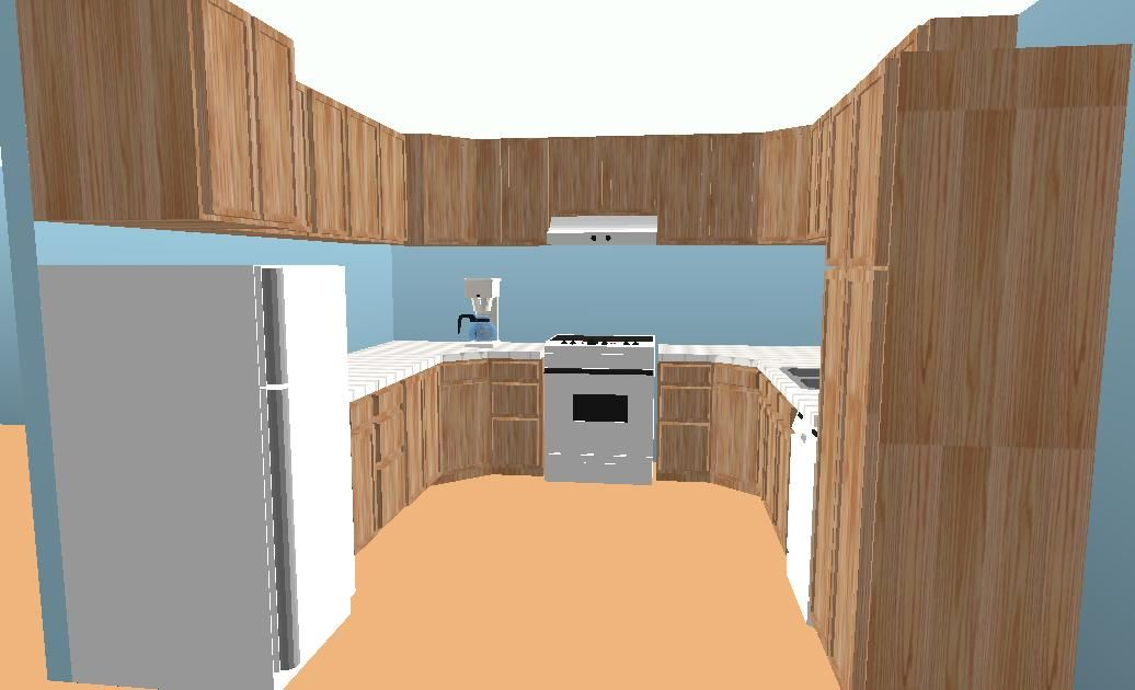 How To Lay Out A Kitchen Design Best U Shaped Kitchen Design & Decoration Ideas  Kitchen Design