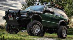Superlift 199804 Chevy S10 Blazer ZR2 GMC S15 Jimmy Highrider 6