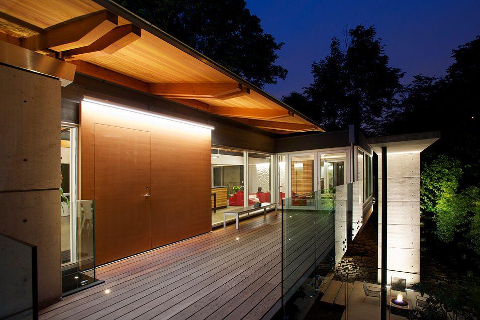 Marvelous Southlands Residence U2013 Ein Modernes Haus Im Wald | Studio5555 Nice Ideas