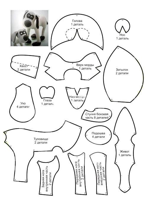 Pin de Yolanda en cosas y cosas | Pinterest | Stuffed toys patterns ...