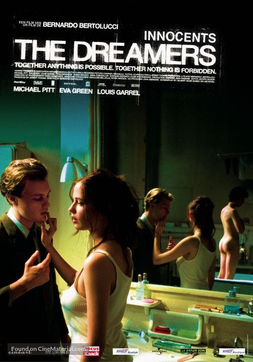 Pin By Aoife Peters On Film The Dreamers Eva Green Dreamers Movie