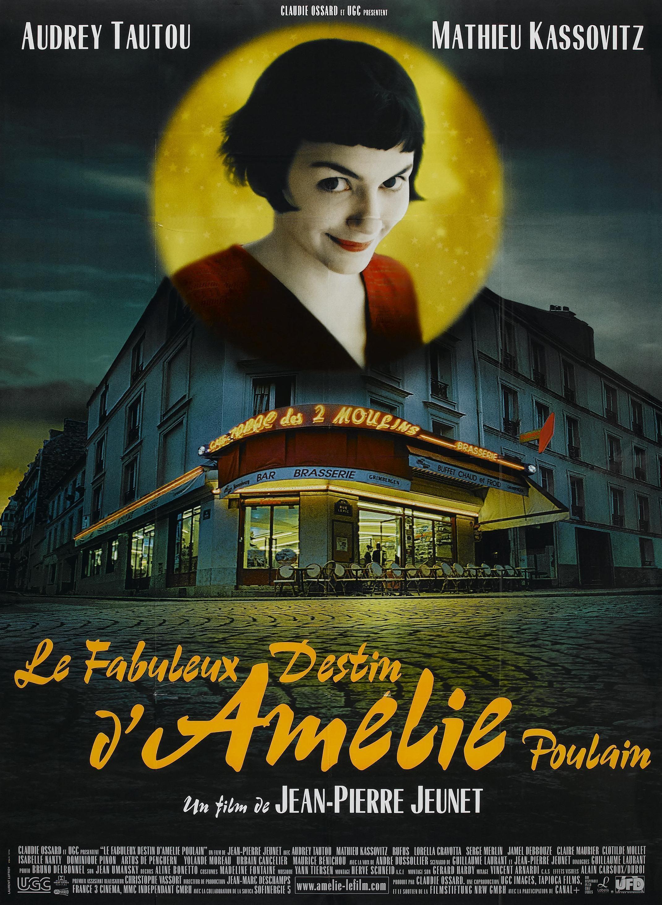 Comptine D Un Autre été Filme Le Fabuleux Destin D Amelie Poulain 2001 By Jean Pierre Jeunet
