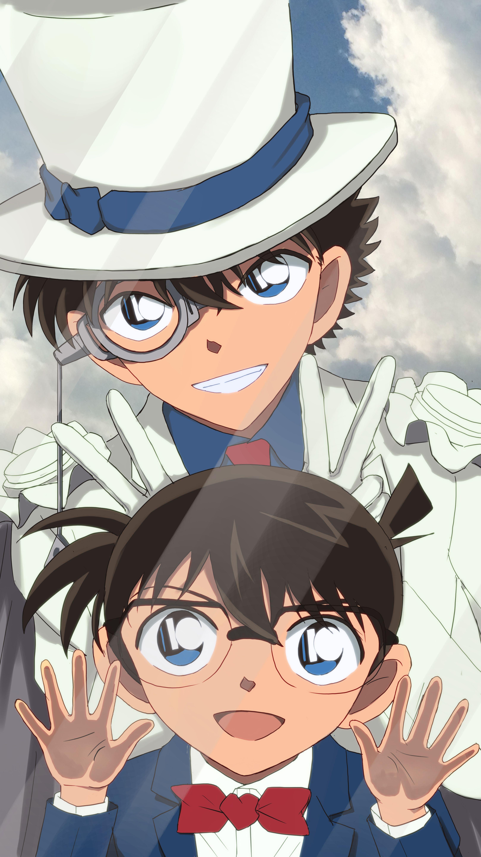Iphone Detective Conan Phone Wallpaper Anime Kỳ ảo Phim Hoạt Hinh