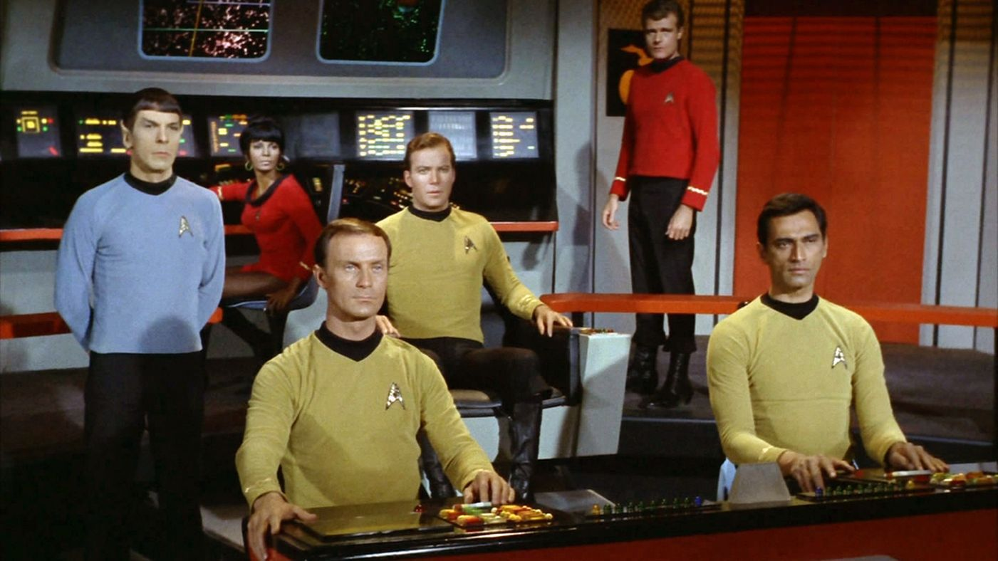 'Star Trek' film writer Alex Kurtzman will executive produce new show based on classic series