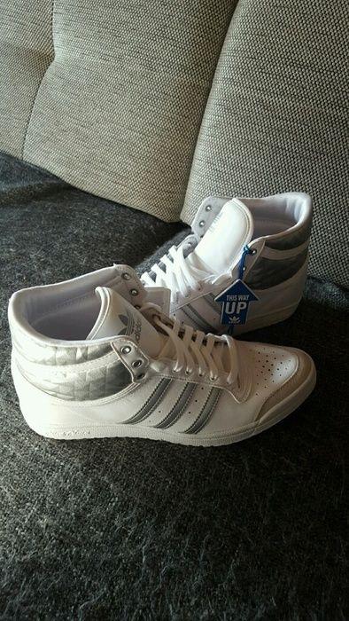 Ladies Shoes · Silver · High Heeled Footwear · Adidas Superstar Top Ten Up  High Heels Gr.38 39 weiß silber - kleiderkreisel. 175063395f
