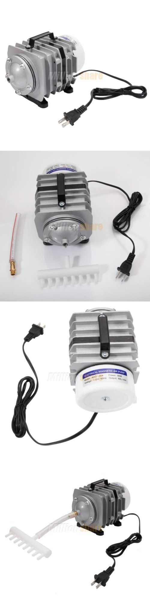 Pumps Air 100351 O2 Commercial Pump 951gph 8 Hole Electric Pond Electrical Wiring Magnetic Aquarium Hydroponic Buy It Now Only 2999 On Ebay