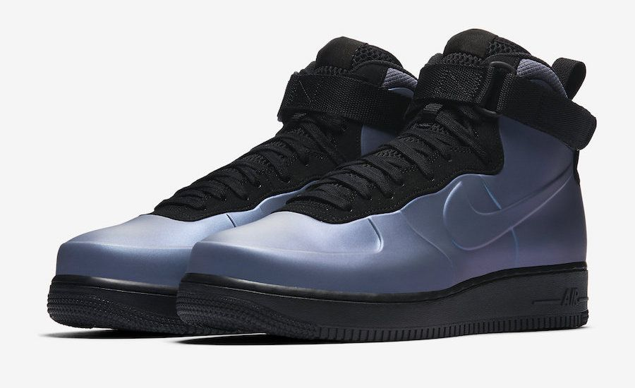 nike air force 1 foamposite cupsole release date