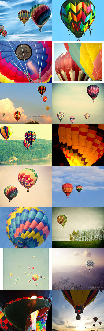 Up in the sky so very high........ by elizabeth jones on Etsy--Pinned+with+TreasuryPin.com