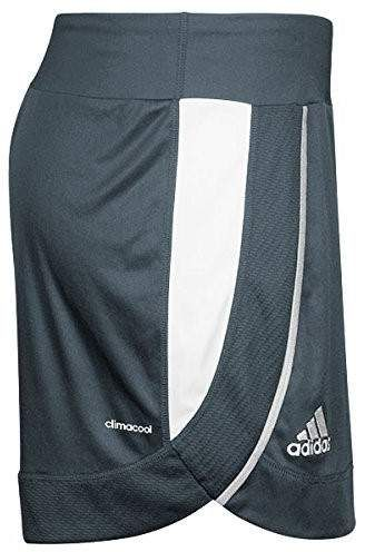 1017397000646 adidas Womens Utility Short Without Pockets 2XL Onix-White ...
