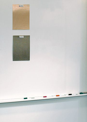 D8217 Matte Magnetic Whiteboard Magnetic White Board