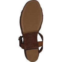 Photo of Unisa Sandals Taco Cognac Women Unisa – Unisa Sandals Taco Cognac Women Unisa …
