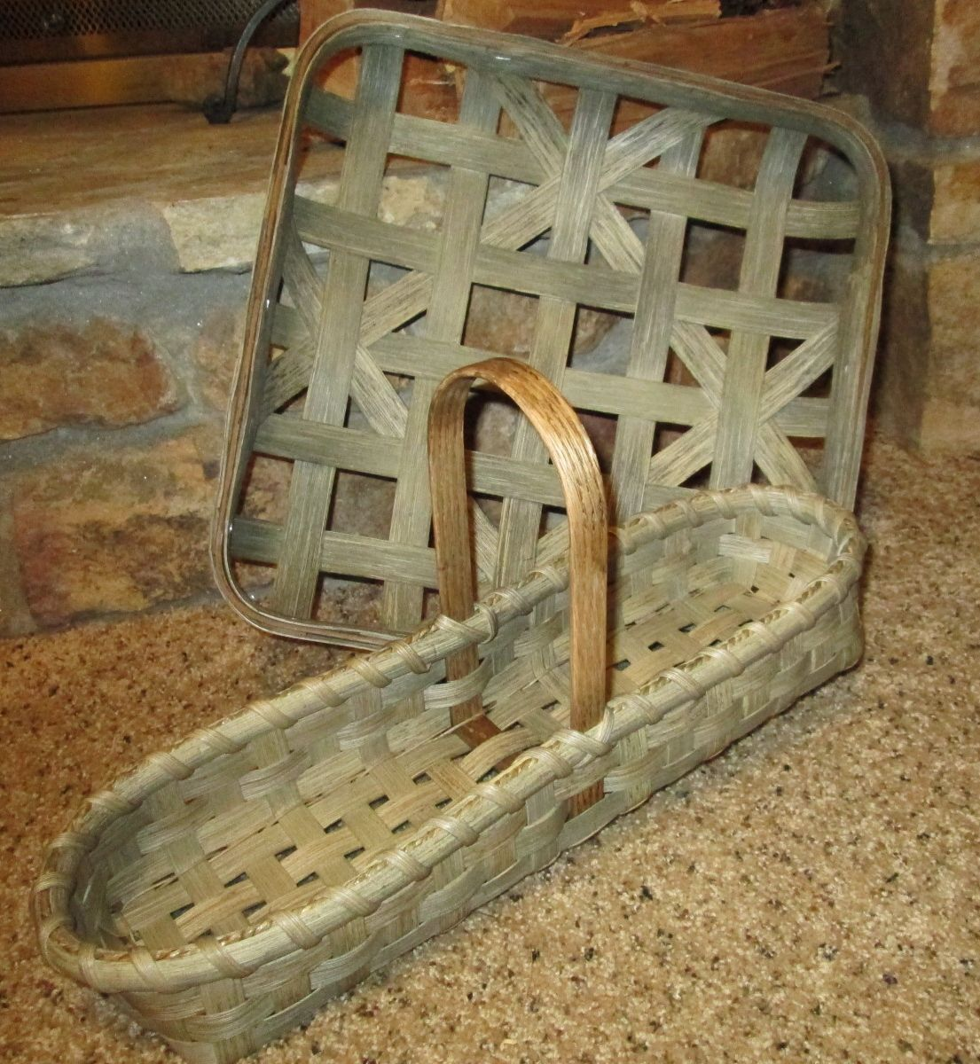 old baskets - Google Search