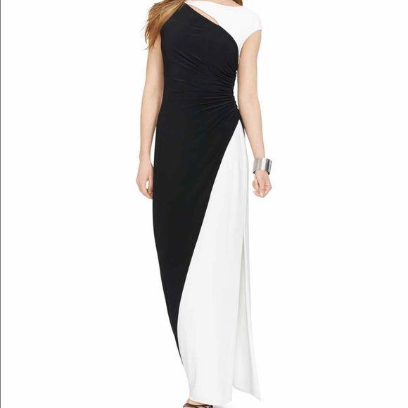 Black White Dress Dresses Black White Dress Ralph Lauren Dress