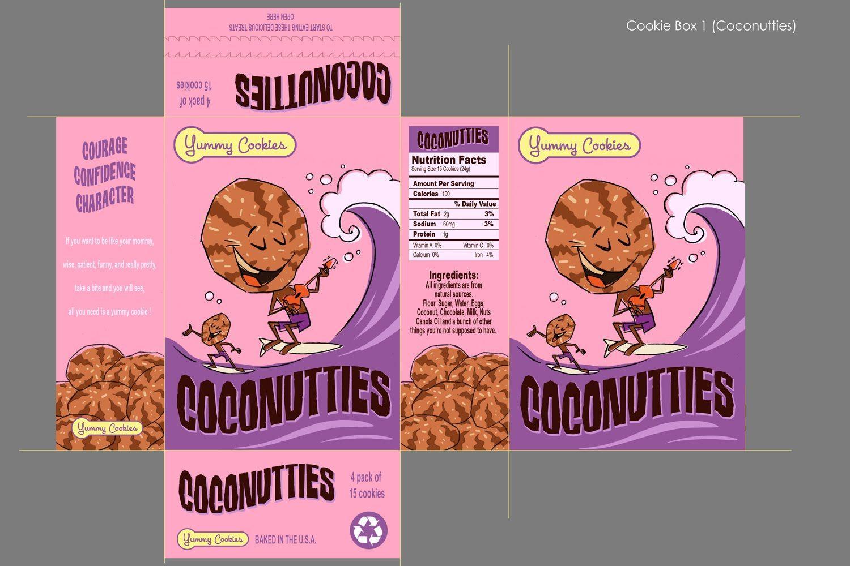 Excelente C Es Para Cookie Para Colorear Ilustración - Ideas ...