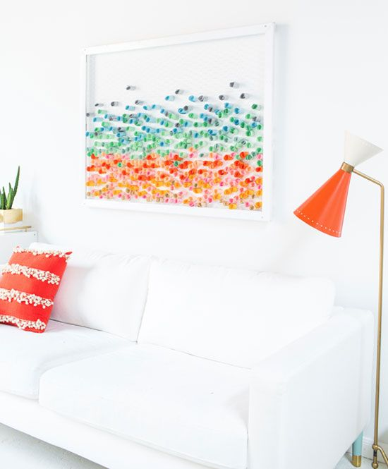 15 Diy Ideas To Refresh Your Living Room 12