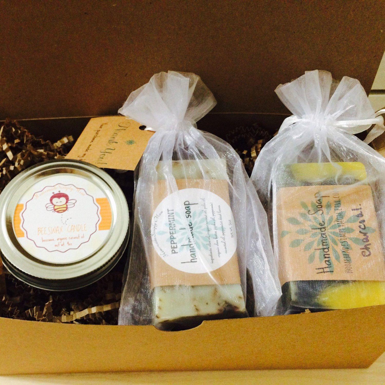 #Soap Gift Set #Teacher Gift, Holiday, #Christmas #Gift Idea