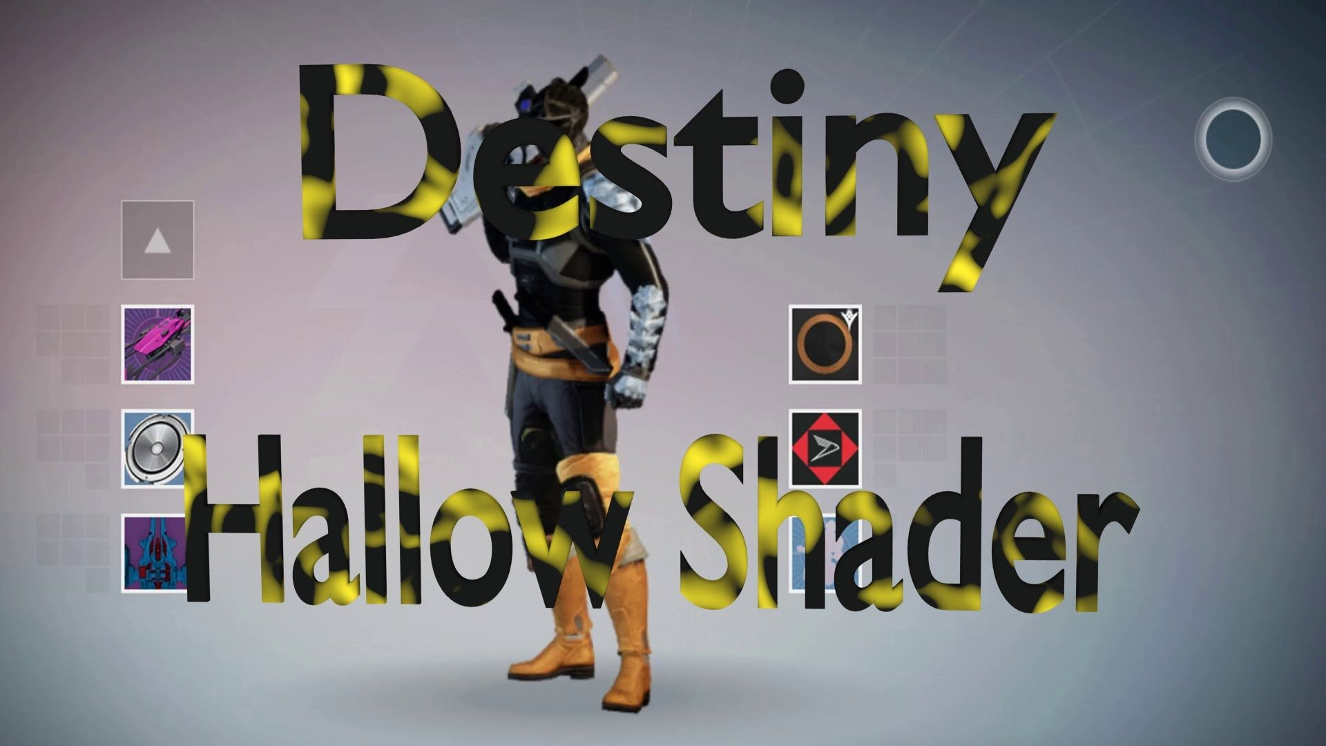 Hallow Shader, Destiny | Games | Destiny, Home decor, Games