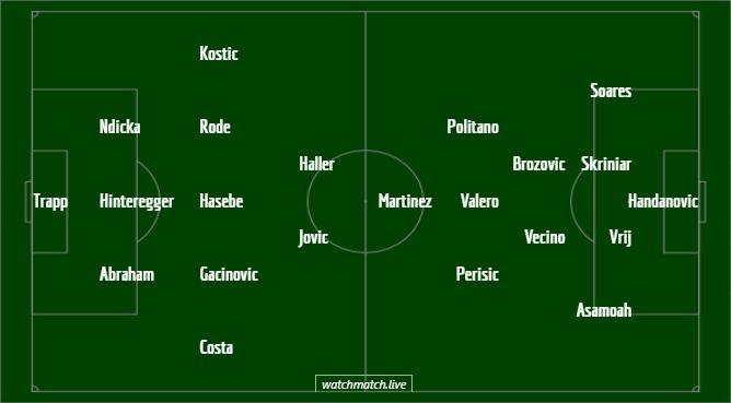 Frankfurt Inter Live