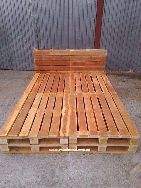 Pallets Bed Pallet Bed Frames Diy Pallet Furniture Pallet
