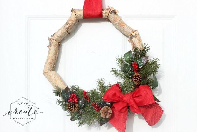 Simple DIY Christmas Decor Ideas | View From The Fridge