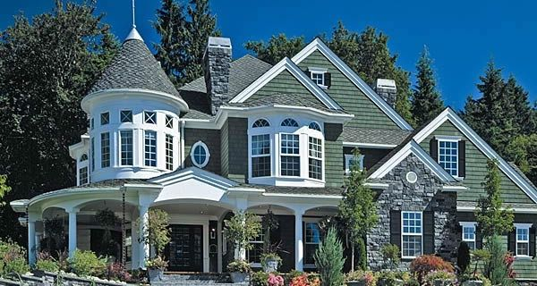 house - Victorian Style House