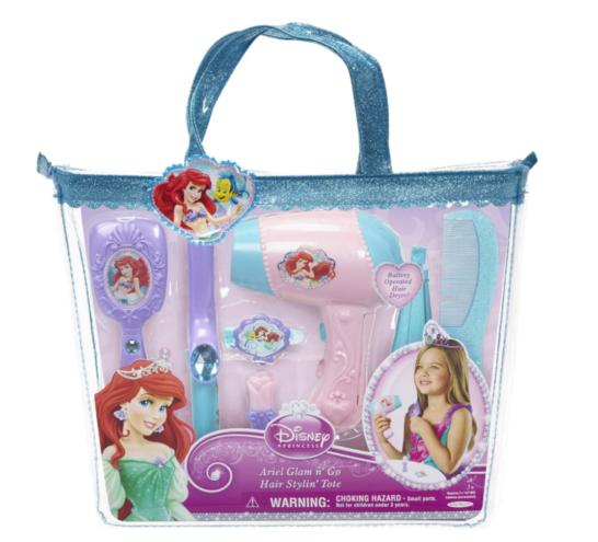 Amazon Disney Princess Glam Hair Stylin Totes Starting At 7 52 Disney Princess Babies Toddler Girl Gifts Disney Hair