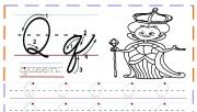 cursive handwriting tracing worksheets letter o for