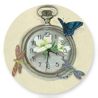 Lexington Studios 10 Moments In Time Wall Clock Clock Clock Decor Accent Decor