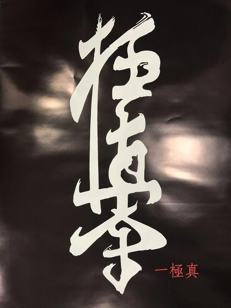 New OYAMA Karate Founder Japan Martial Arts Men/'s Black T-Shirt Size S to 3XL