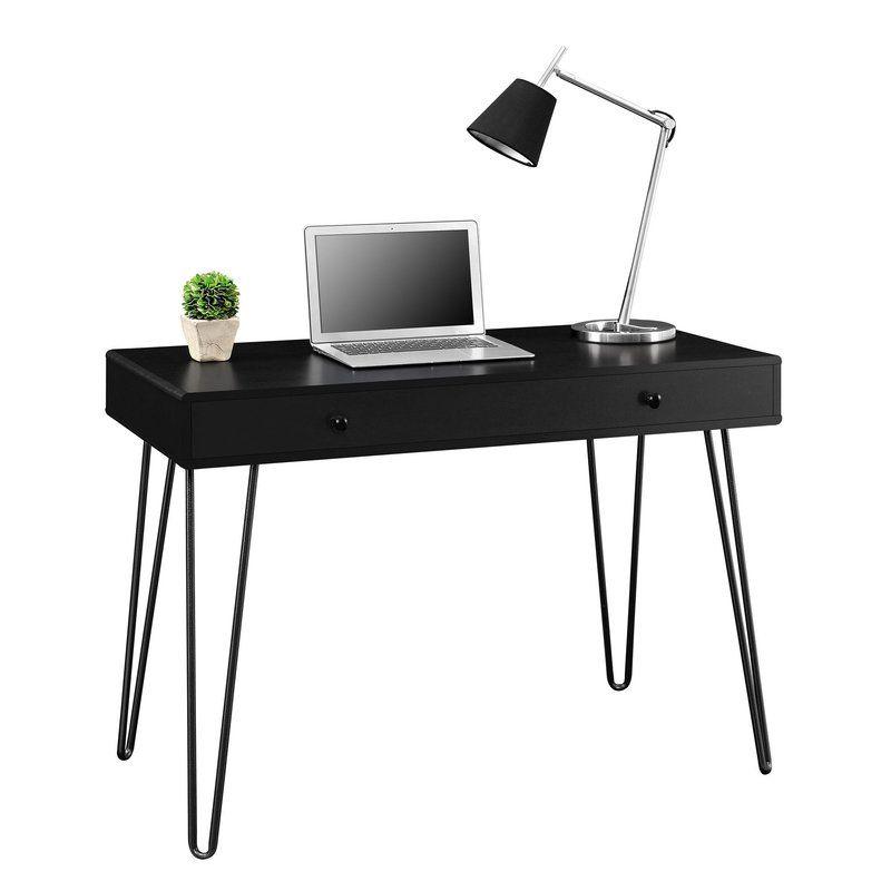 Keith Desk Retro Desk Large Desk Desk