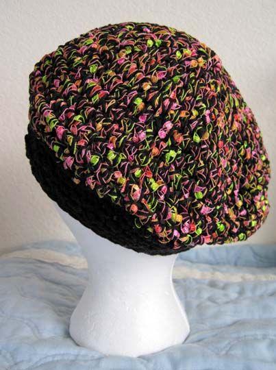 BRILLIANT BERET   Береты ,шапки ,шляпы, кепки   Pinterest   Gorros y ...