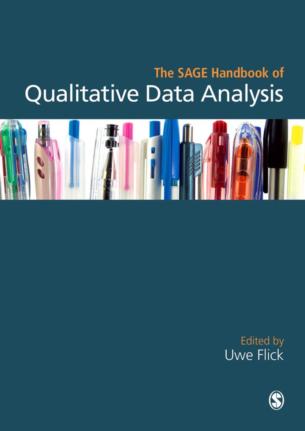 The Sage Handbook Of Qualitative Data Analysis Ebook Data